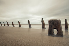 Spurn Point (davidpiano92) Tags: spurnpoint spurn groynes beach eastyorkshire northsea