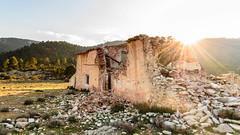 Ruinas (Jr mol) Tags: paisaje 1224 nikkor nikon d5100 sol sun atardecer