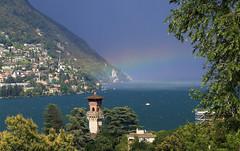 Summer colors... (Alex Switzerland) Tags: landscape lugano luganese rainbow nature outdoor lake ceresio paesaggio ticino switzerand canon eos 6d