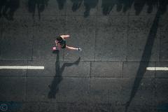 London Marathon (michald*) Tags: londonmarathon2017 londonmarathon marathon runner shadow towerbridge sonya7rii london 2017
