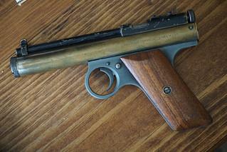 Benjamin Model 257 Pellet Gun