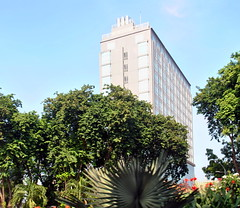 Hotel Aria Centra (Everyone Sinks Starco (using album)) Tags: surabaya eastjava jawatimur architecture arsitektur building gedung hotel
