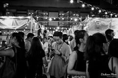 Crossroads at the Artbox (gunman47) Tags: 2017 april artbox asia asian b bw east market mono monochrome sea sg sepia singapore south w black crossroads middle night people photography stall street white