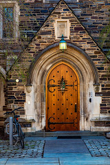 Princeton University Henry Hall (Susan Candelario) Tags: collegiategothic henryhall nj newjersey northamerica princeton princetonuniversity susancandelario us usa unitedstates architectural architecture bicycle college collegestudent cycle door doors doorway dorm dormitories dormitory dorms entrance exit facade gaslamp gaslight gaslighting house housing ivyleague lamp private residence residentialbuilding schools stone stonefacing streetlight transport transportation undergraduate university universitystudent windows