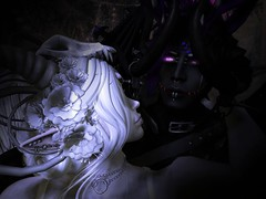 Her Shadow (candithorn) Tags: secondlife demon love romance secondchances couple