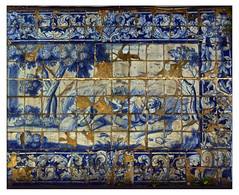 when age does not matter (me*voilà) Tags: lisbon wall tiles old cracked