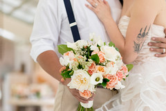 Xavier & Taylor ([o] suze q) Tags: peach peachykeen stylizedphotoshoot weddingphotography weddingvenue weddingdress wedding weddingshoot bouquet blooms brideandgroom mrmrs suzettegphotography texas hillcountry theoaksatboerne boerne canonmarklll