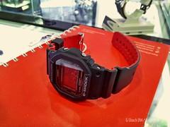 DW5600HR-1 (radi0head pix'el) Tags: casio casiogshock gshock dw5600 casiodw5600e1v 5600 casioilluminator illuminator 5600hr1 5600hr red redblack shock resist shockresist
