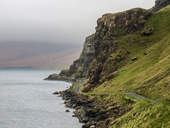 Road to nowhere (sgl0jd) Tags: scotland highlands islands hebrides mull bunessan iona tobermory ross ardmeanach staffa puffins fingal