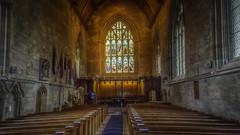 Dunkeld Cathedral - Restoration (hkcarmic) Tags: dunkeld dunkeldcathedral restoration scottishhighlands