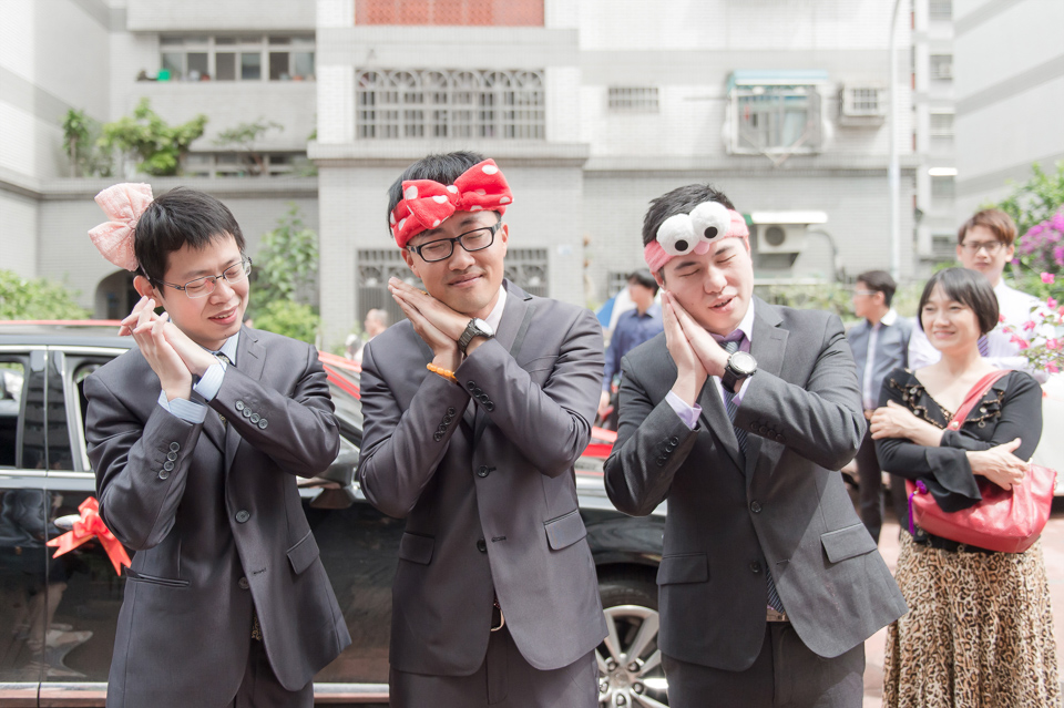 高雄婚攝 麗尊酒店 結婚迎娶特集 W & Y 039