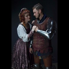 #romance#love#couple#romantic #beauty #photoshoot #photographer #nikon #newfaces #scout#roleplay #follow#makeupartist #hairstylist #fun #armour #gown#brismodel #wow😍 #awesome  @lauren_ball_model
