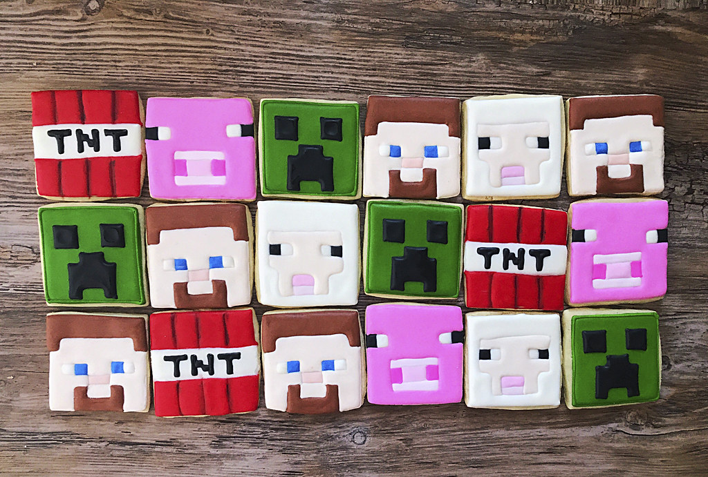 The world 39 s most recently posted photos of steve and tnt - Minecraft creeper and steve ...