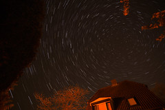 Test Shot AstroPhotography Stack (TresKasen) Tags: sal1635z star trailing astrophotography