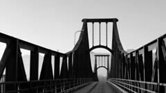 Diepoldsau (Switzerland) - Old Rhine Bridge (Danielzolli) Tags: schweiz suisse svizzera svizra suiza suiça switzerland swiss sveits szwajcaria svycarsko svajciarsko elvetia helvetia isvicre zvicer diepoldsau tipilzou rheinbrücke rhiibrugg rhibrugg rheintal rheantel rhintel rhintal rheantal reantl valearhinului valléedurhin valreno valledireno rebstein ребштајн ребштейн stgall stgallen sanktgallen sg saintgall kanton most brücke bridge ponte pont puente bryggen brugg köprü ura rhein rhin reno rhine