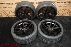 ferrada-fr2-matte-black-6341-02 (Need_4_Speed Motorsports) Tags: ferrada fr2 matte black wheels hankook rims wheel