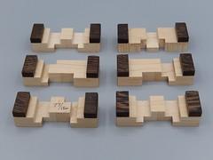 Loopy Burr (3/3) (eriban) Tags: ericfuller junichiyananose puzzle