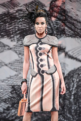 SPFW N42 (Paula Lessa Make Up) Tags: ronaldofraga spfw n42 look saopaulo brasil bra