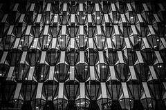 Hive (Anthony P26) Tags: category england london oxfordstreet places street travel travelphotography streetphotography buildings building officebuilding offices shapes patterns architecture canon canon70d canon1585mm outdoor capitalcity vignette greatbritain britain english uk unitedkingdom monochrome bw blackandwhite whiteandblack lights shadows glass