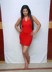 Indian Actress DISHA POOVAIAH Hot Photos Set-2 (23)