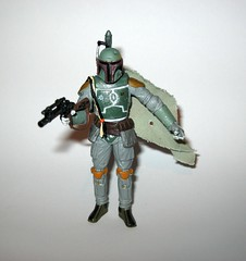 VC09 boba fett the empire strikes back 2nd release version star wars the vintage collection star wars the empire strikes back basic action figures hasbro 2010 l (tjparkside) Tags: vc09 09 vc tvc boba fett empire strikes back 2nd second release version star wars vintage collection tesb esb basic action figures figure hasbro 2010 episode 5 v five bespin slave 1 removable helmet weapon weapons mitrinomon z6 jet pack blastech ee3 carbine rifle modified westar 34 pistol wave one i