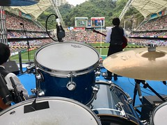 Australian Beatles - Hong Kong Stadium