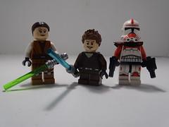 Depa Billaba Young Kanan and commander Grey (501st DESIGNS) Tags: rebels star wars clone kanan comic