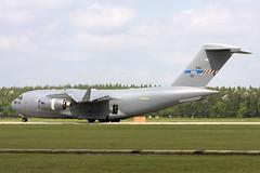 C-17A Hungary (Rob Schleiffert) Tags: kecskemet c17 boeing hungarianairforce globemaster