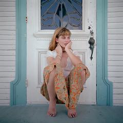 Nettie_Harris_017 (patofoto) Tags: woman color 6x6 film square fuji squareformat sl66 femenine rolleiflexsl66e