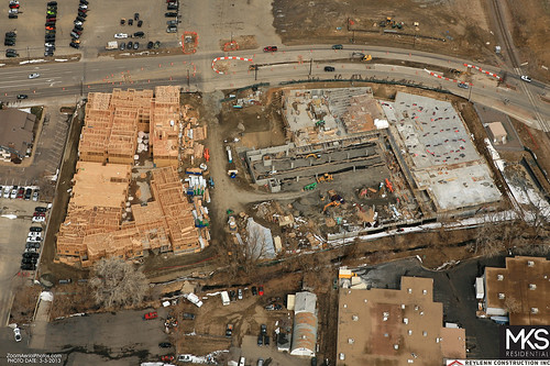 Photo - Boulder Junction Aerial (February 2013)