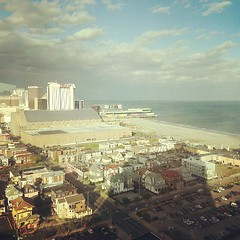 Atlantic city (luishrp) Tags: square squareformat rise iphoneography instagramapp uploaded:by=instagram