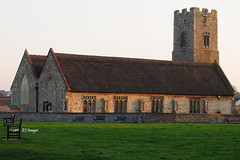 Evening Church Light (EJ Images) Tags: uk england cliff slr church evening coast suffolk nikon nef dusk coastal dslr goldenhour eastanglia eveninglight lowestoft clifftop nikonslr d90 nikondslr pakefield 2013 suffolkcoast nikond90 pakefieldchurch 55300mmlens pakefieldcliff allsaintsstmargaretschurch ejimages pakefieldclifftop dsc2984c