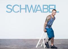 Alex Minsky by Eric Schwabel (schwabelstudio) Tags: lighting male mamiya alex tattoo studio model marine eric amputee minsky profoto schwabel