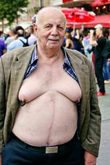 Marche des Fiertés (dprezat) Tags: street gay portrait people paris lesbian contest protest lgbt homo gaypride trans fête bi marche manif manifestation défilé lesbienne fierté 2013 transexuel marchedesfiertés sonyalpha700