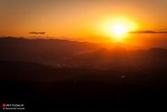 Sunset in Tanna (Masahiko Futami) Tags: blue sky cloud green nature japan landscape photo nikon asia shoot photographer photograph  fujimountain