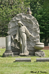 _1310078 (Mark J. Teleha) Tags: monument cemetery statue cleveland statues monuments gravemarker lakeviewcemetery lakeviewcemeterycleveland markteleha markjteleha