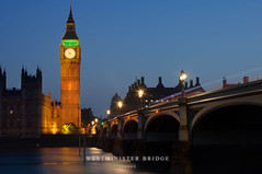 Westminister Bridge (marcus.dennland) Tags: london parliament bigben 18105 nikond90