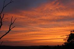 Sunset at Bear Mountain (Joseph W Ling) Tags: sunset bearmountain