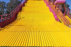 Yellow Slide (skipmoore) Tags: yellow slide explore californiastatefair2013