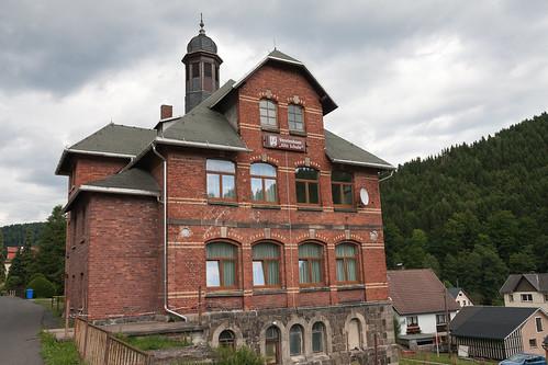 Alte Schule Blechhammer