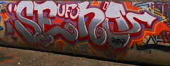 SENO UFO (stateofoppression) Tags: graveyard minnesota wall graffiti tag piece mn seno graffitigraveyard ufok minnesotagraffiti mngraffiti