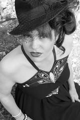 Fashion Night & Culture Kotka -win dress #3 (jannaheli) Tags: autumn bw beautiful suomi finland design women dress potrait mv syksy fashiondesign kouvola nainen kaunis potretti 2013 mekko kyamk fashionnightculturekotkadress fashionnightculturekotkaasu
