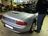 BMW Z3 Robbins Dach Montage