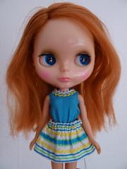 Tessa in vintage Skipper