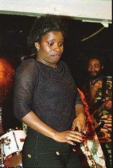 Gifty NaaDK from Ghana Etome with Sopie from Cte d'Ivoire Dancing at the Africa Centre London March 2001  078 (photographer695) Tags: gifty from ghana africa centre mar 2001 083 sophie dancing naadk etome with sopie cte divoire london march