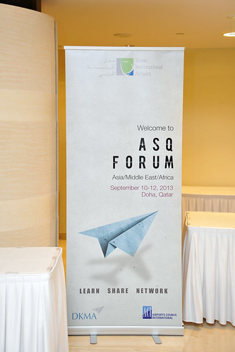 2013 ASQ Airport Forum for the Middle East/Asia/Africa