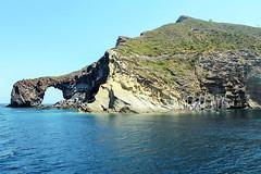 Isole Eolie, Salina (Arco e Baia di Pollara)______Eolie islands, Salina (Arco and Pollara Bay) (MaOrI1563) Tags: eolie isoleeolie lipari salina alicudi filicudi panarea vulcano stromboli vulcani mare blu blue sea sicilia sicily baiadipollara pollara baia arco 1001nights eolianislands maori1563 mediterraneo