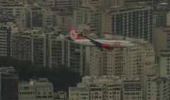 Scraping the Rooftops File0116 (Mike07922, 2.8 Million+ Views - thanks guys) Tags: brazil riodejaneiro aircraft aeroplane landing gol pentaxk5