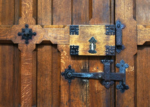 Minster Door Furniture