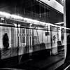 Euler (Illusivegent) Tags: blackandwhite toronto underground subway iphonography bureboke